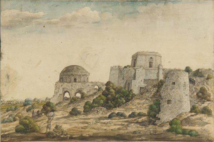 RBSI - Digital Rare Book: The Seven Cities of Delhi By