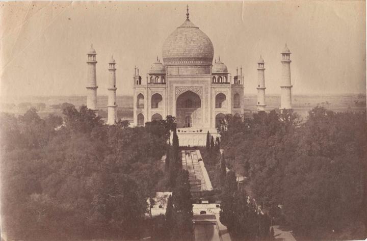 Traces of Hindu Temple Architecture in Taj Mahal